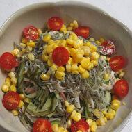 切り昆布と春雨のカルシウムサラダ