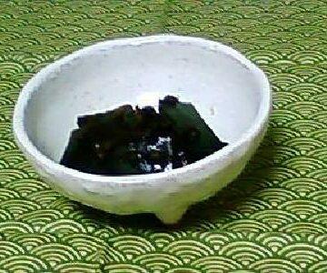 昆布と実山椒の佃煮