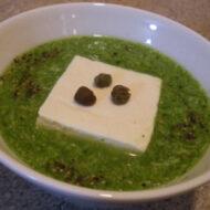 緑溺豆腐(りょくできどうふ)