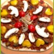 まるごと昆布ピザ
