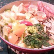 昆布水トマト鍋
