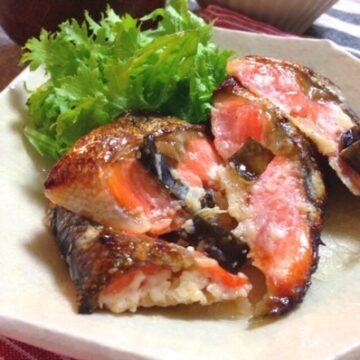 昆布と塩麹の自家製 塩鮭