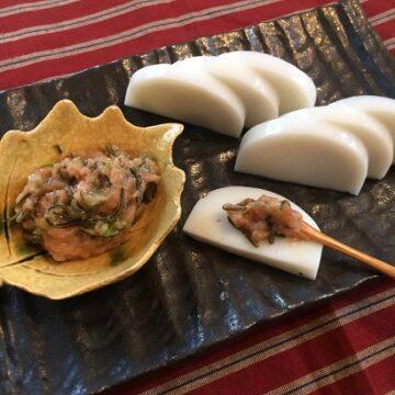 梅味噌こんぶ