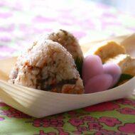 包丁不要!ごま油香る♪塩昆布と桜海老の炊き込みご飯