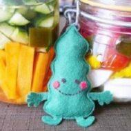 昆布と野菜のピクルス