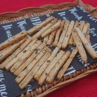 昆布とチーズのおつまみクッキー